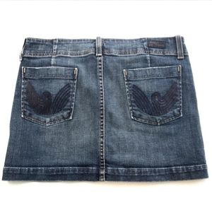 Citizens Of Humanity Skirts - Citizens of Humanity Denim Mini Size 27